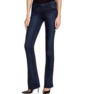 Paige Manhattan Mid Rise Jeans